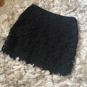 Urban outfitters Kimchi blue black lace skirt 6